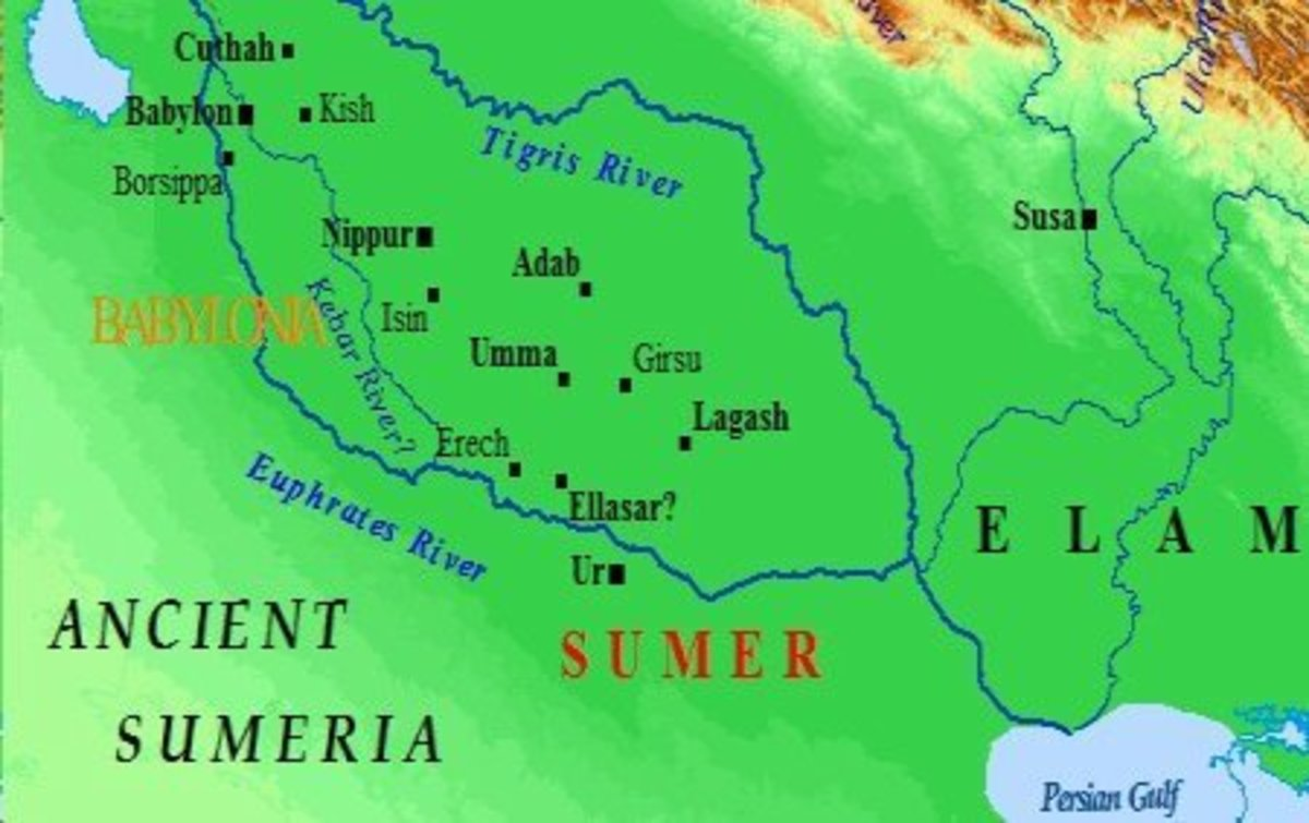 Sumerian Values and Morals in Ancient times