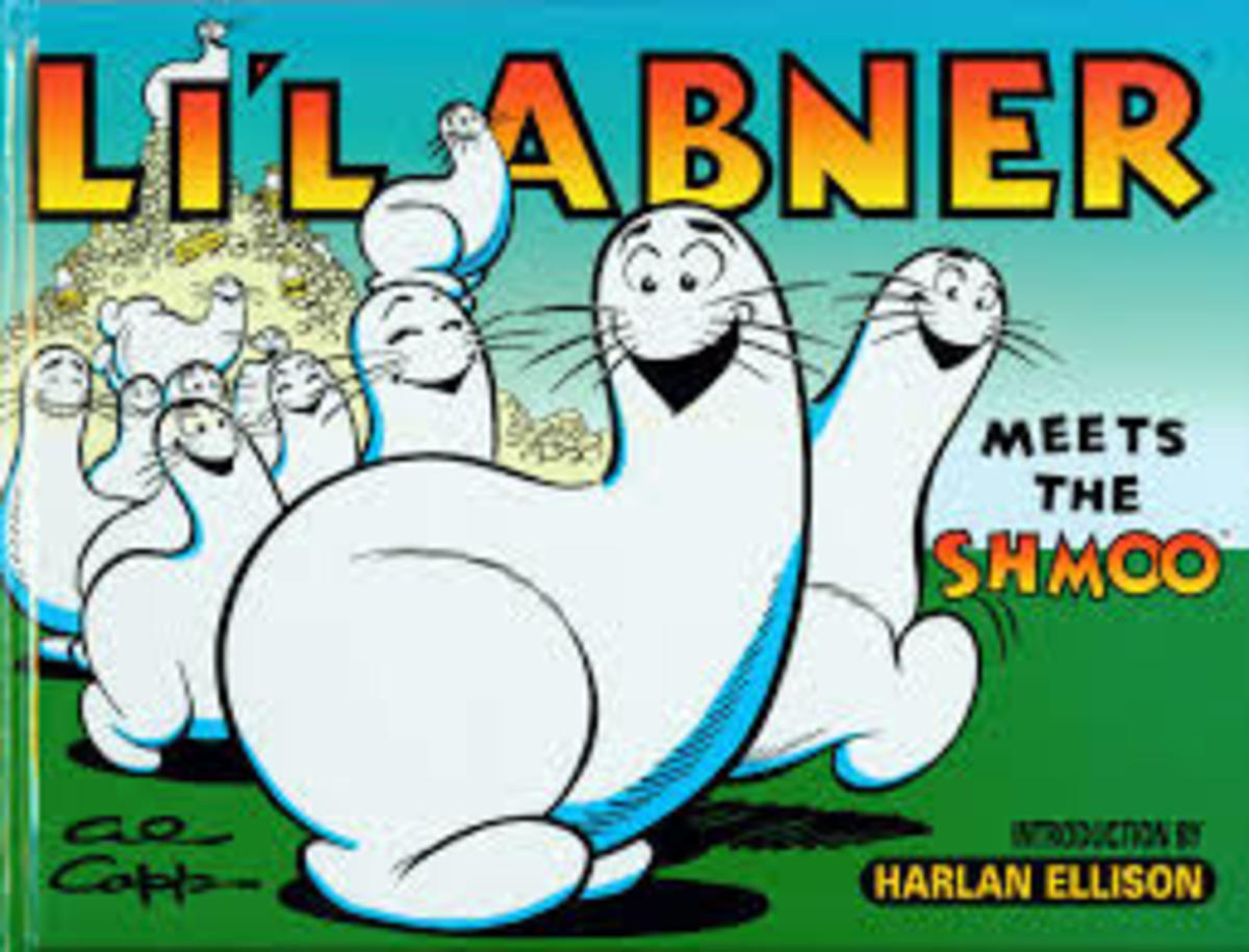 The History of Li'l Abner's The Shmoo