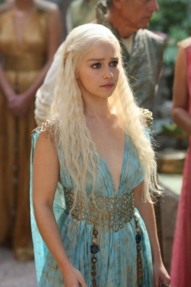 The Top Ten Best Costume from Season 2 of Games of Thrones