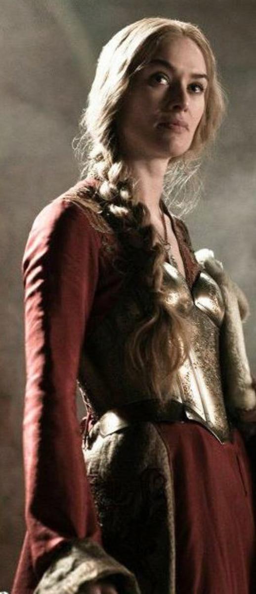 Lena Headey as Cersei