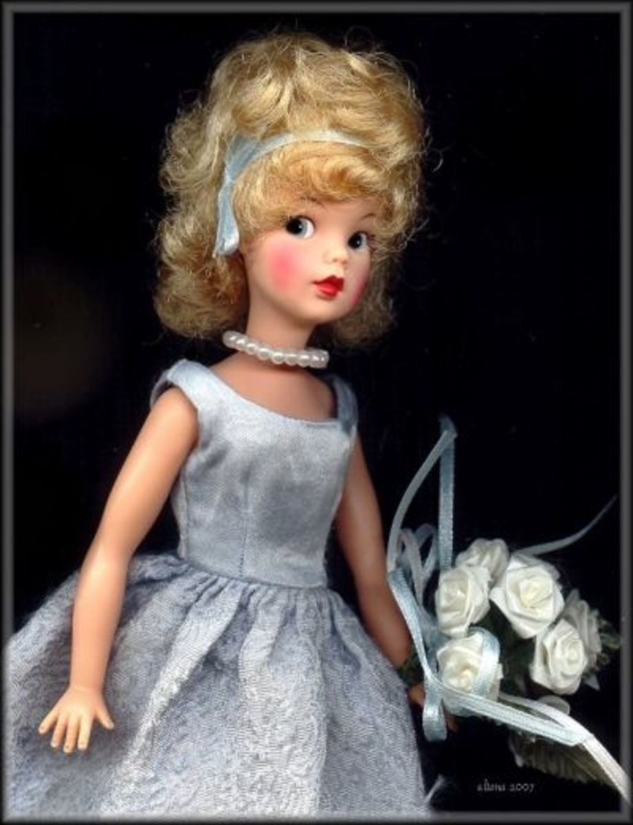 The Ideal Tammy Doll 1962-1966 -- Photo by Tonie Cook