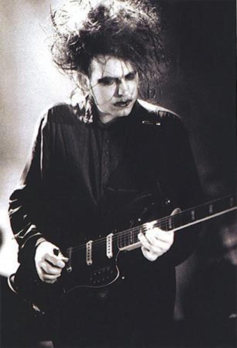 The Cure's Robert Smith isn't just the band's singer--he's a multi-instrumentalist and producer who created and honed the group's sound.