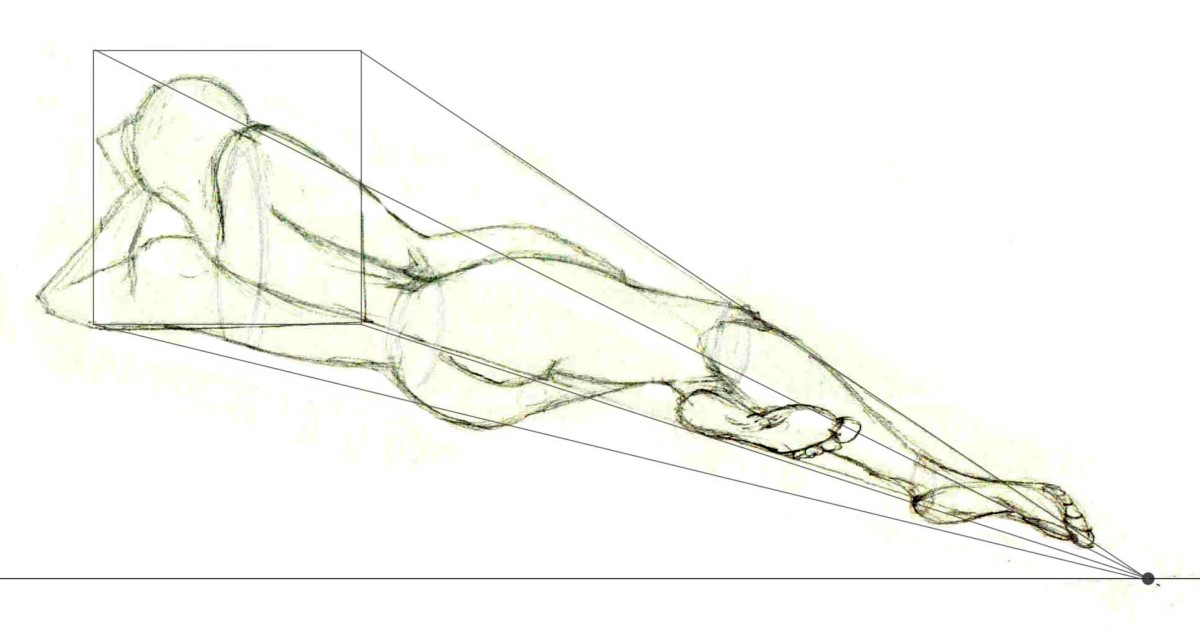 drawing-the-human-figure-perspective-foreshortening