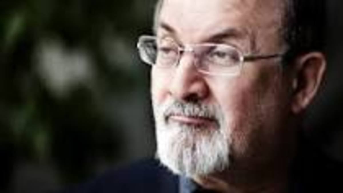 Cultural Analysis of Salman Rushdie's