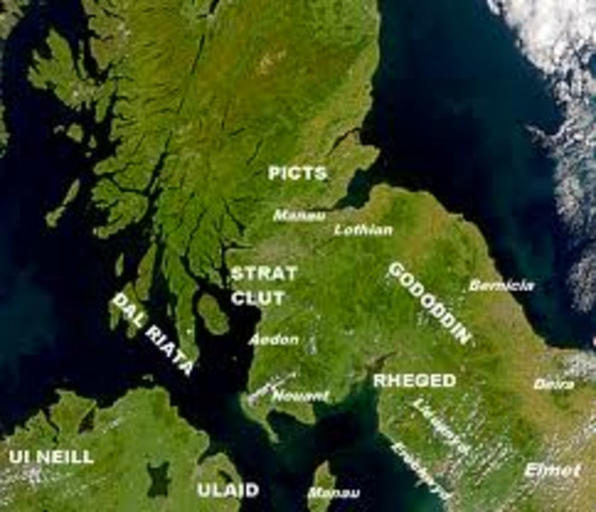 The Lost Kingdom of Pictland: Scotland's Forgotten Legacy
