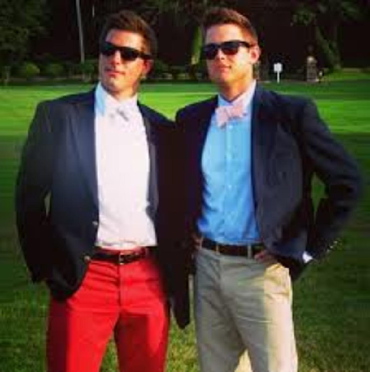 The Southern Frat Star: 10 Wardrobe Essentials