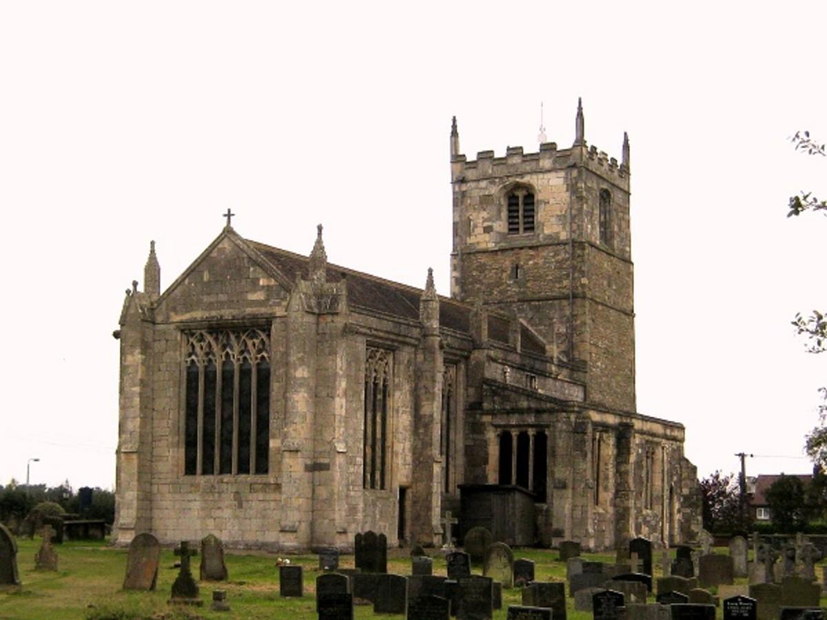 Saint Helen's Church at Skipwith