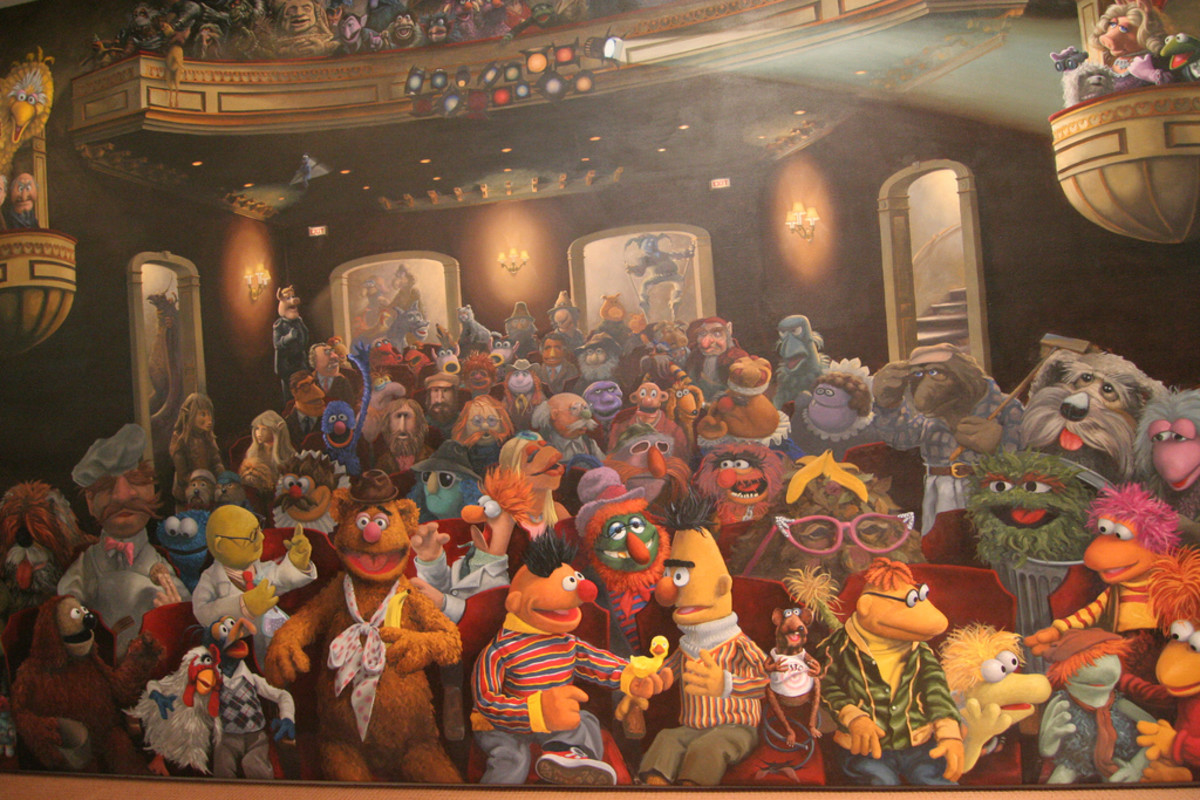 The Muppets A to Z