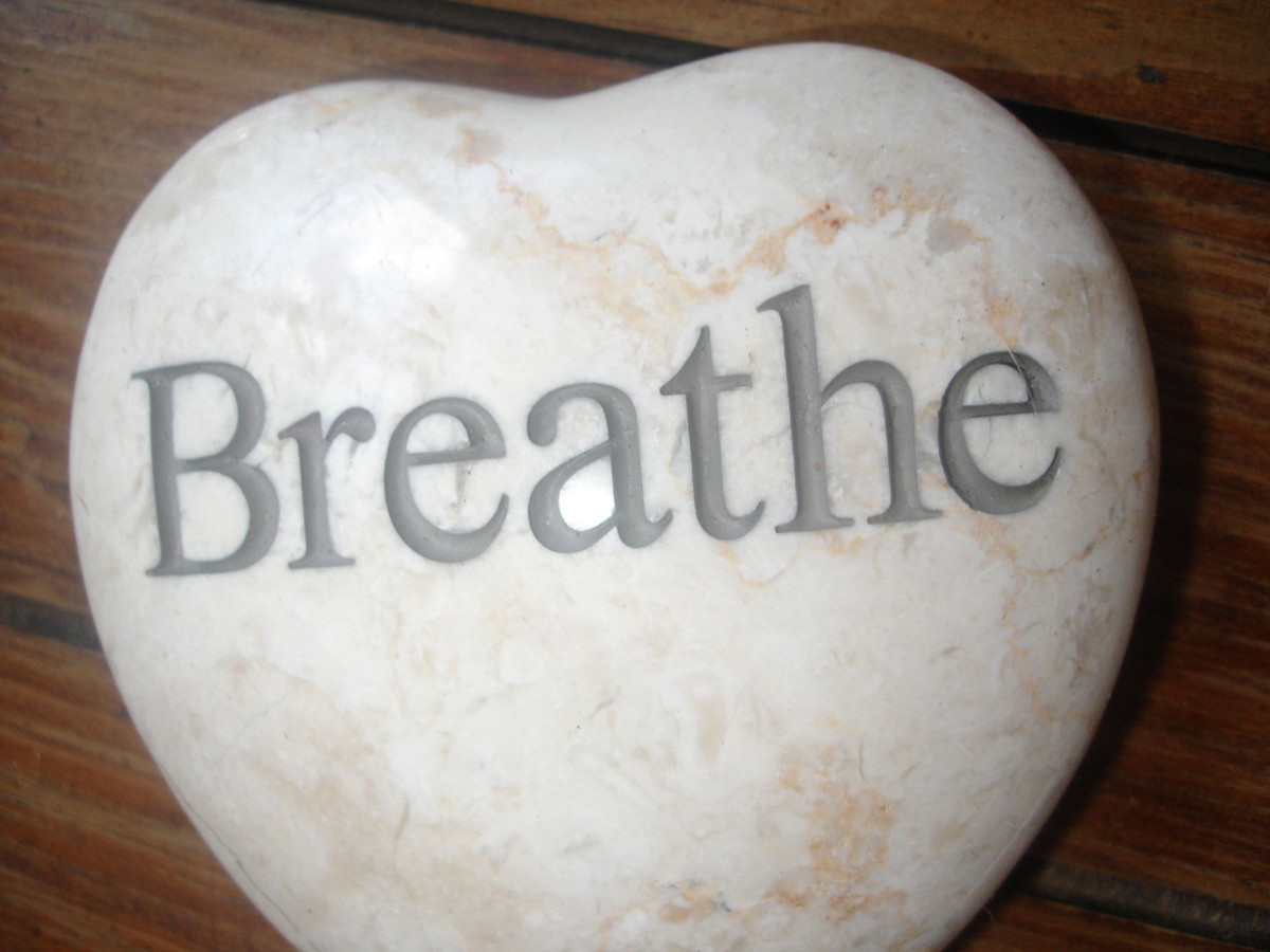 Breathing in but feeling like not getting enough air? Don`t panic!