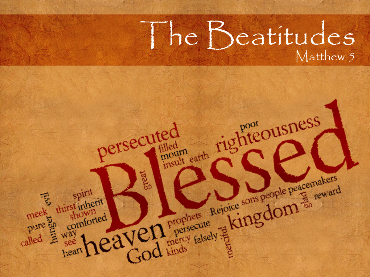 The Beatitudes of Matthew 5: A Unique Perspective