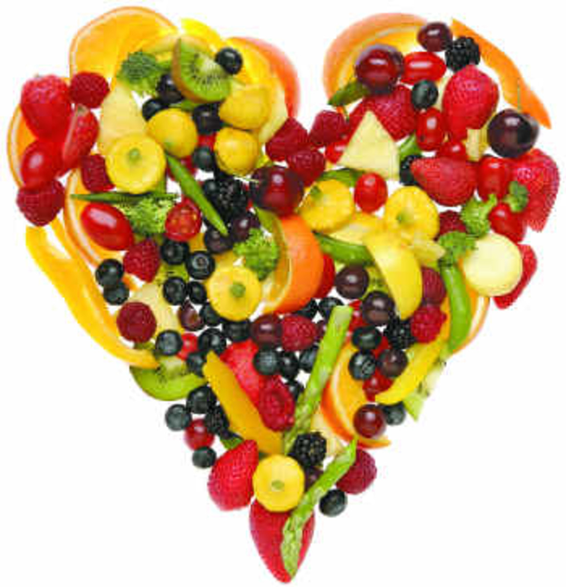 There are a lot of reasons to eat a healthy diet. Your heart is one of them.
