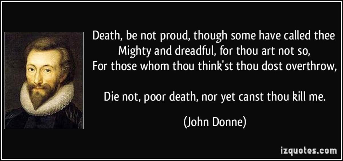 John Donne as a Love Poet