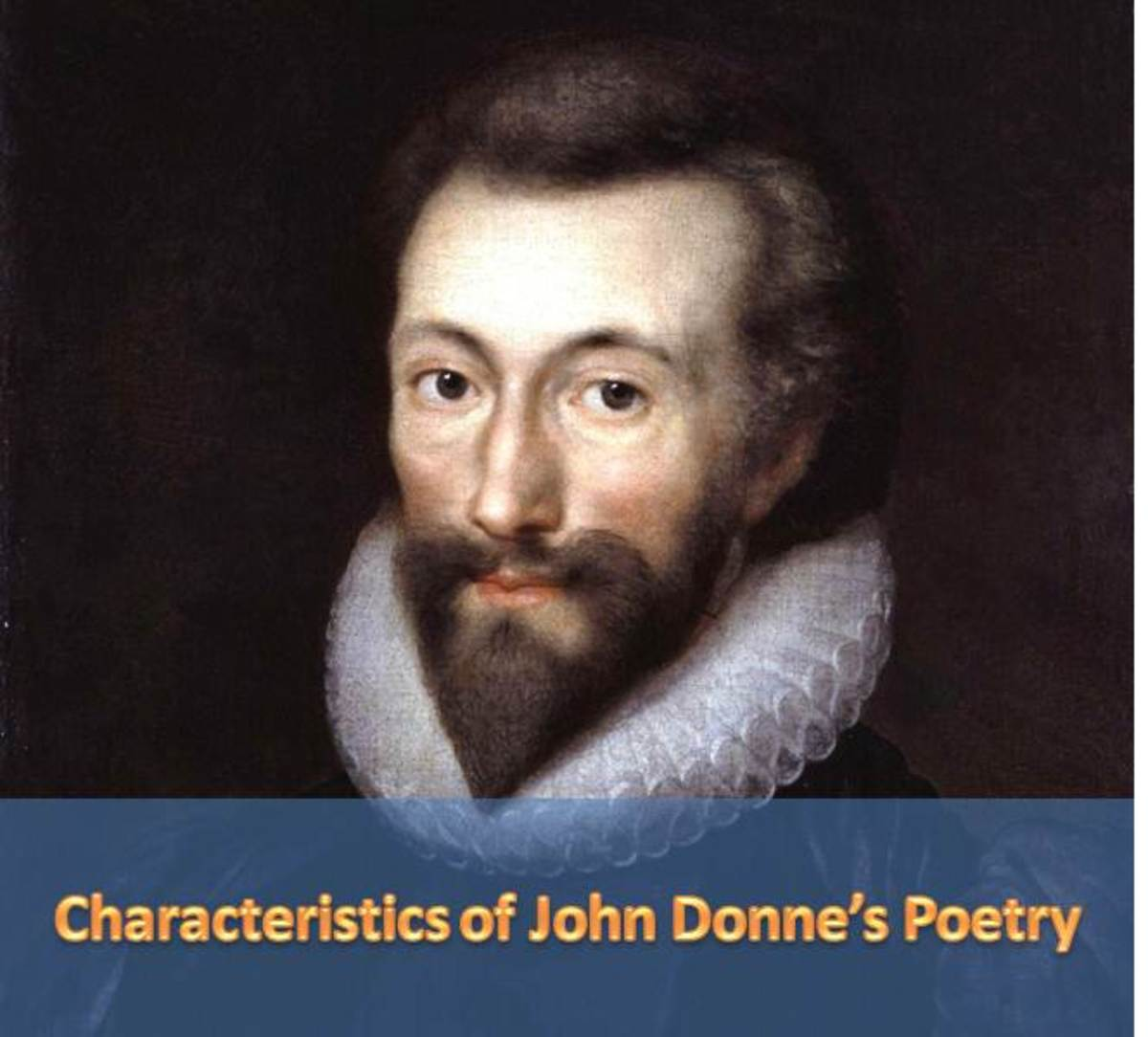 Characteristics of John Donne's Poetry