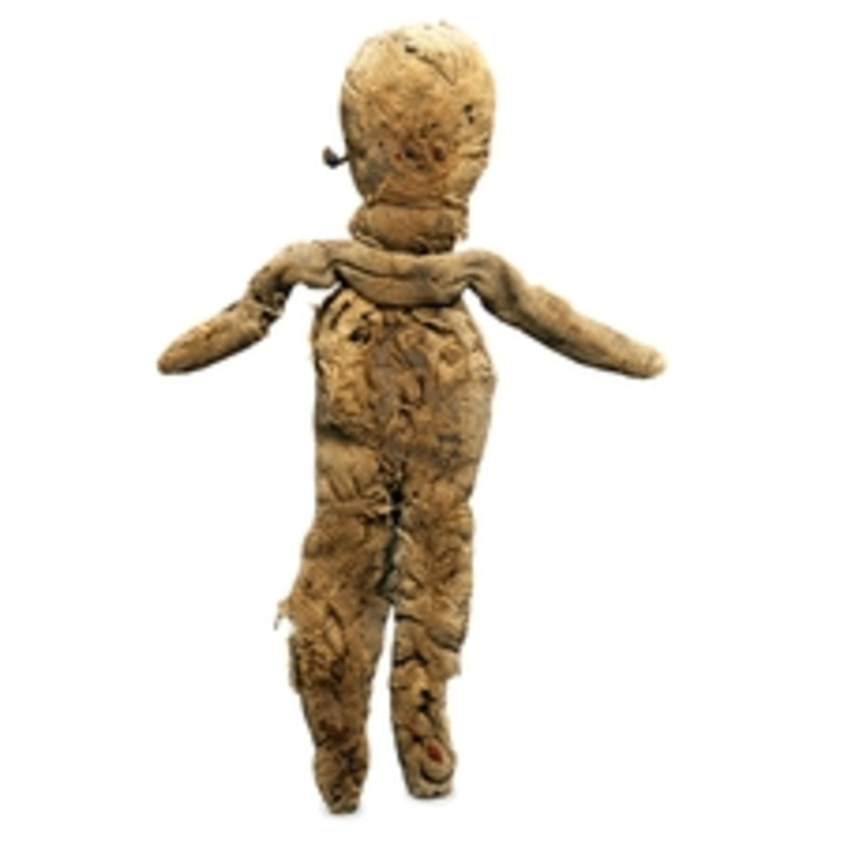 Roman Rag doll dated 1st-5th century CE.