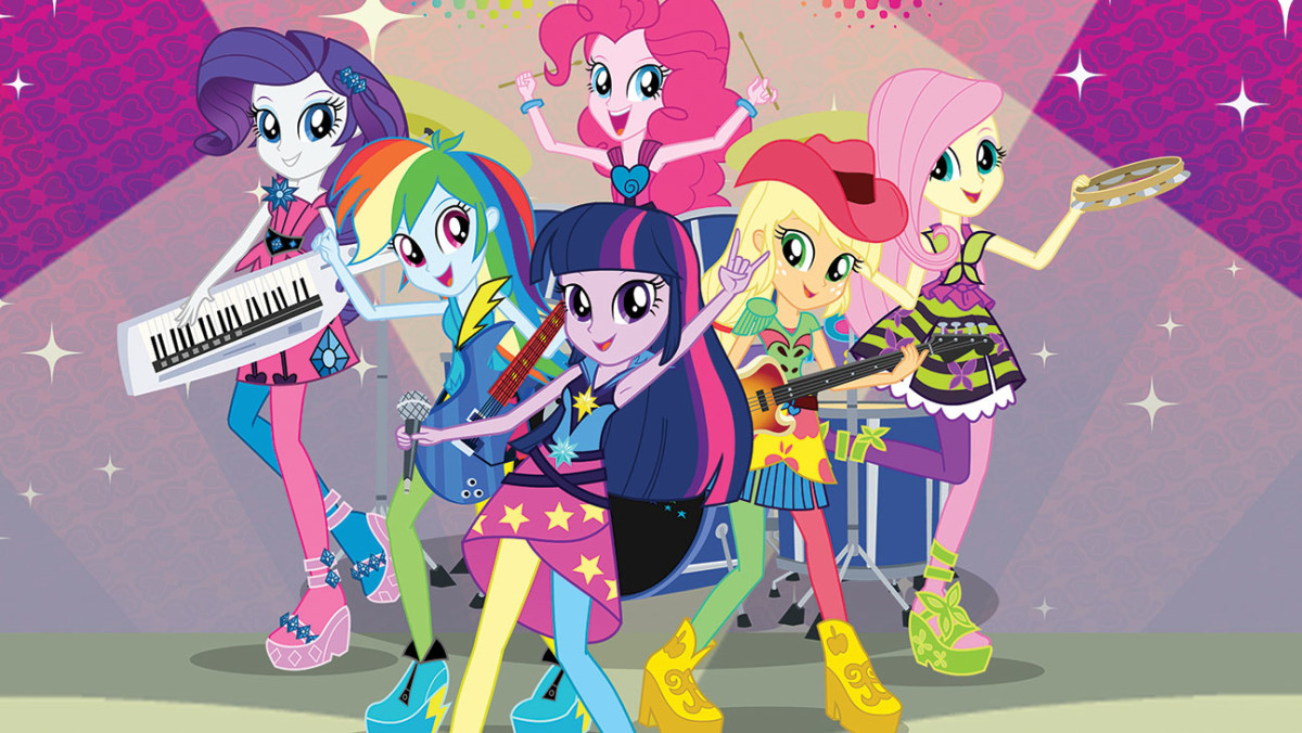 Film Review: My Little Pony: Equestria Girls - Rainbow Rocks