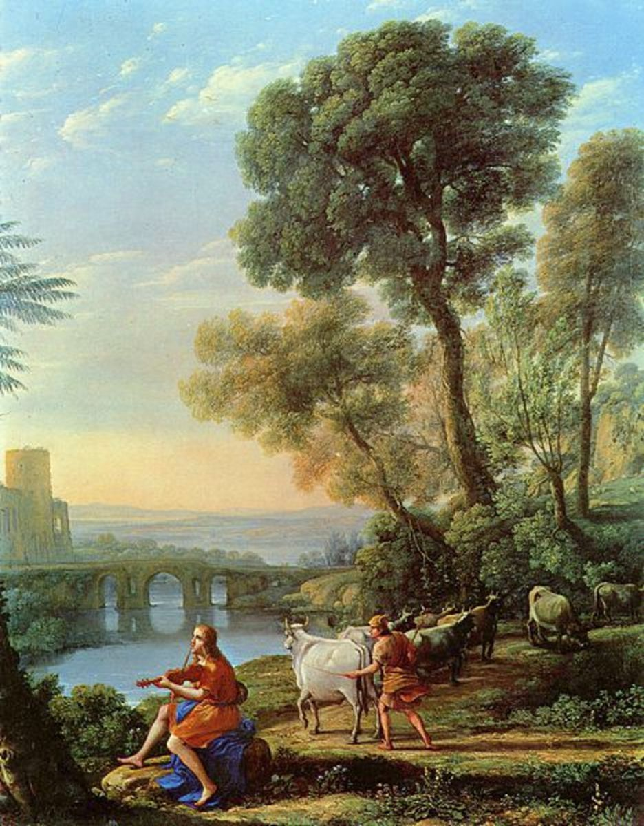 Claude Lorrain (1604/1605–1682) PD-art-100