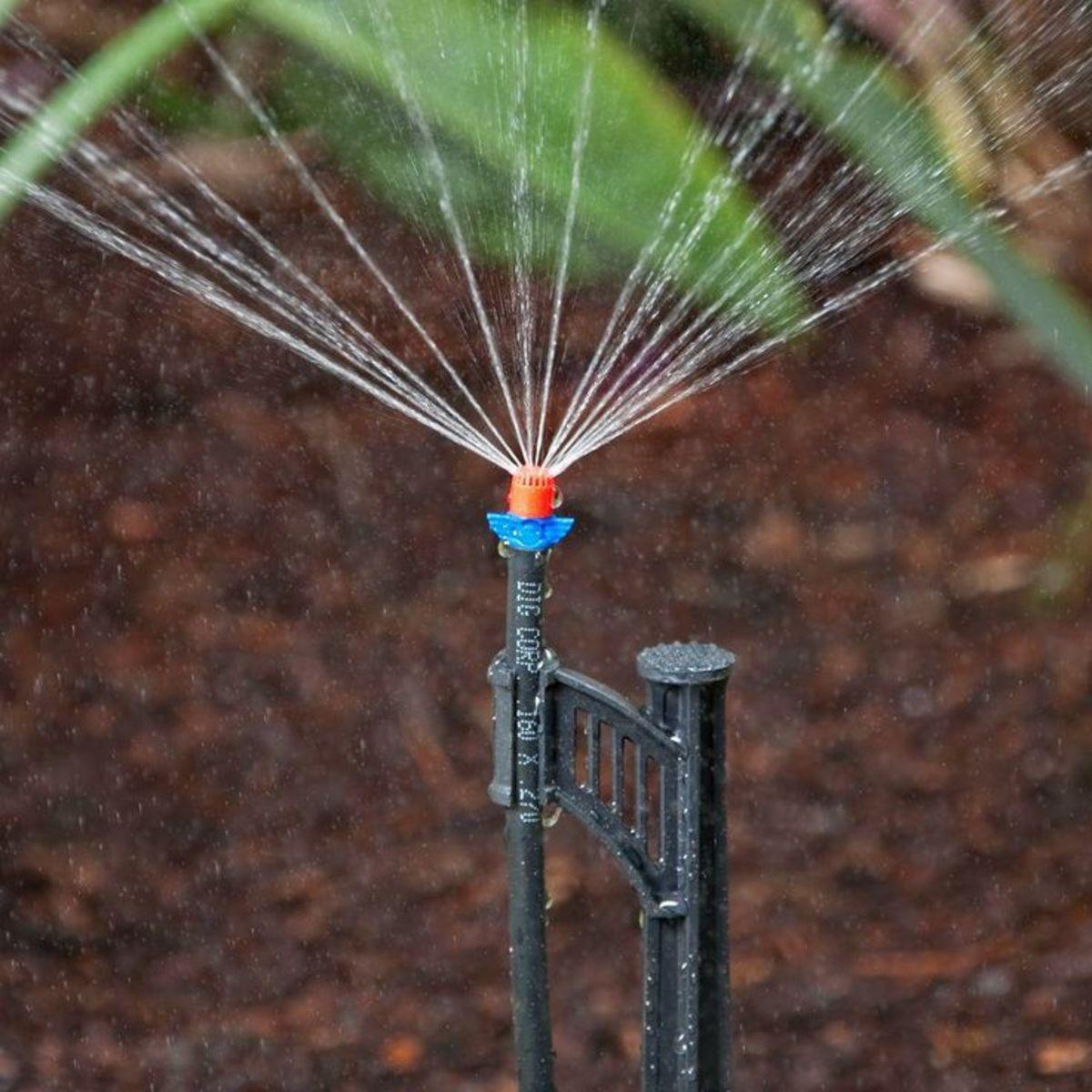 Sprinkler System : a snapshot