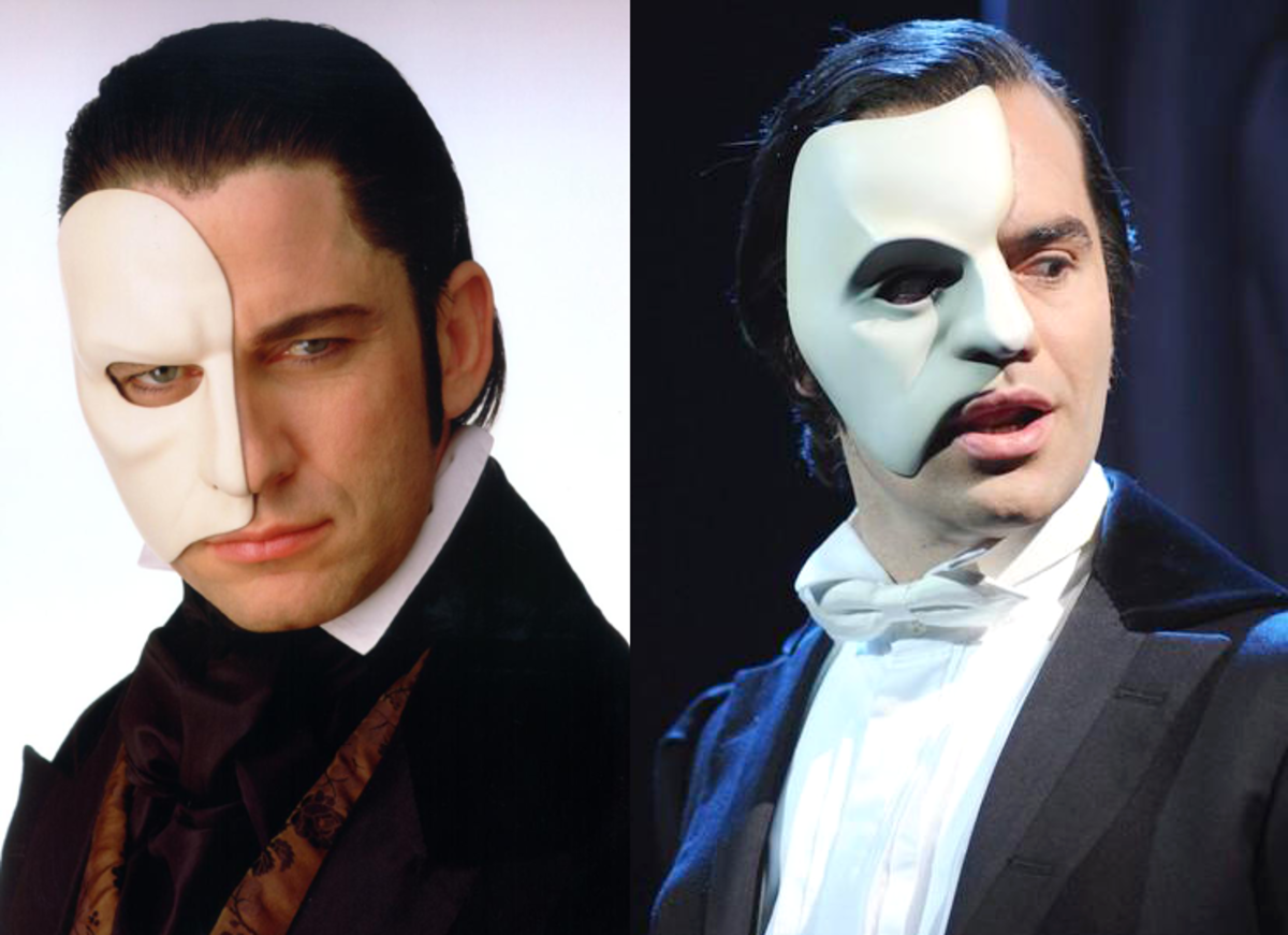 The Phantom Costumes