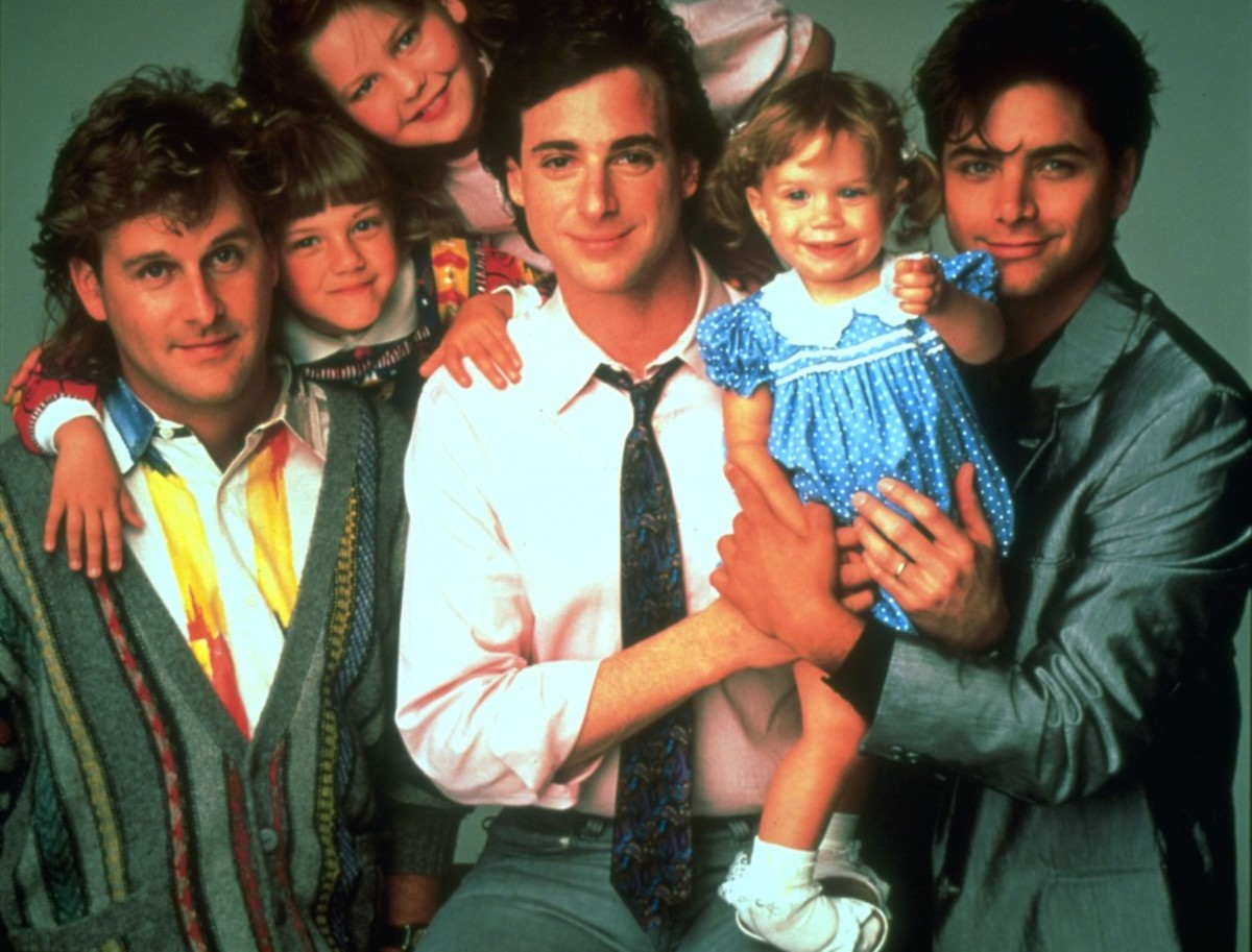 7 things that link Full House with Friends