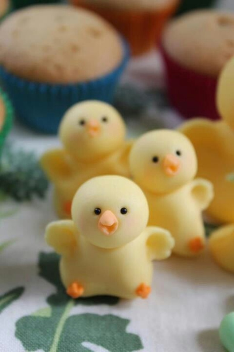 Cute Easter Dessert Ideas
