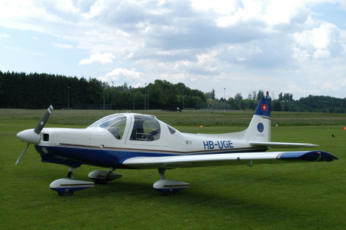 Grob G 115 is an advanced general aviation fixed-wing aircraft, primarily used for flight training. It is built in Germany by Grob Aircraft.