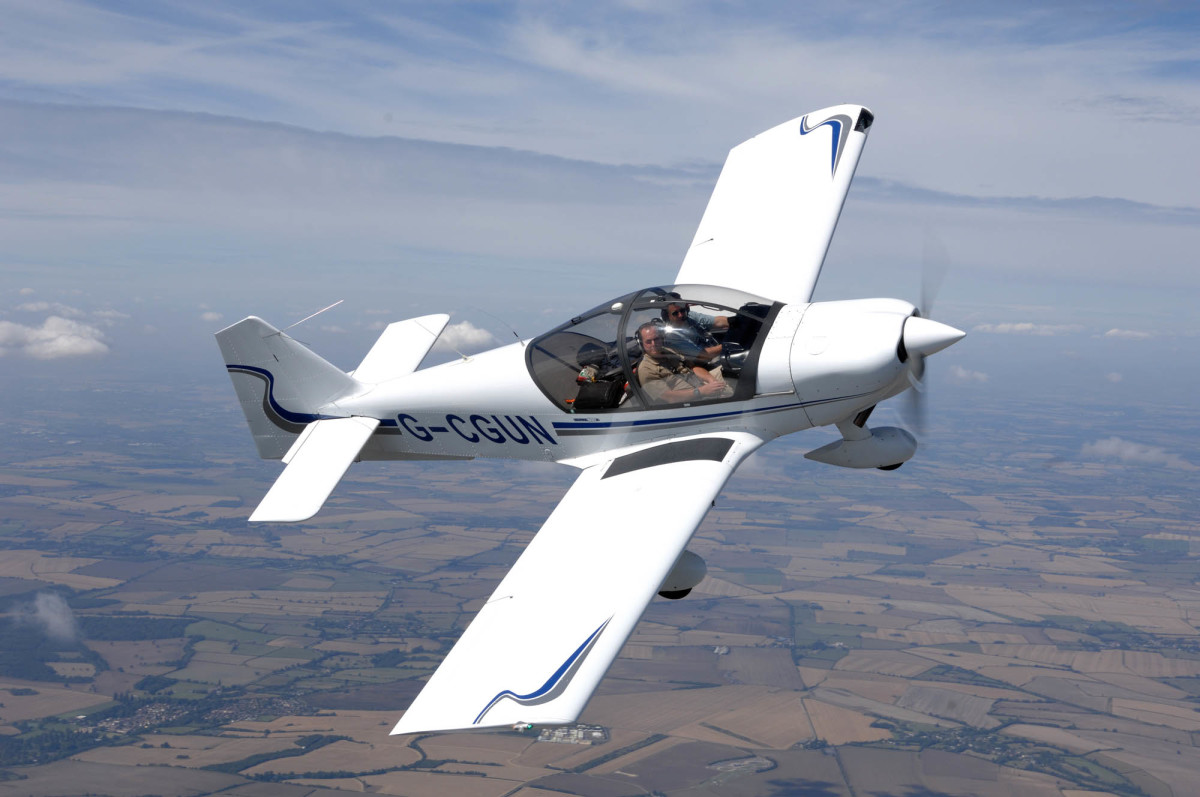 Alpha 160A is a rugged, reliable, low maintenance, single piston engine, all-metal airframe trainer. Its design makes it ideal as either a hard-working, aerobatics-capable basic trainer, or as a fast, cross-country cruiser.