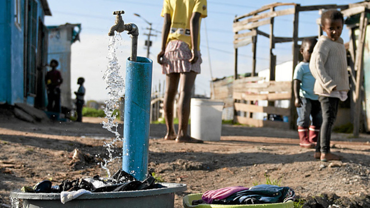 South Africa's water and sanitation infrastructure is crumbling because of a chronic lack of investment. The department of water affairs says it needs more than R600-billion to fix the problems. But the fiscus can only provide half of this, so the de