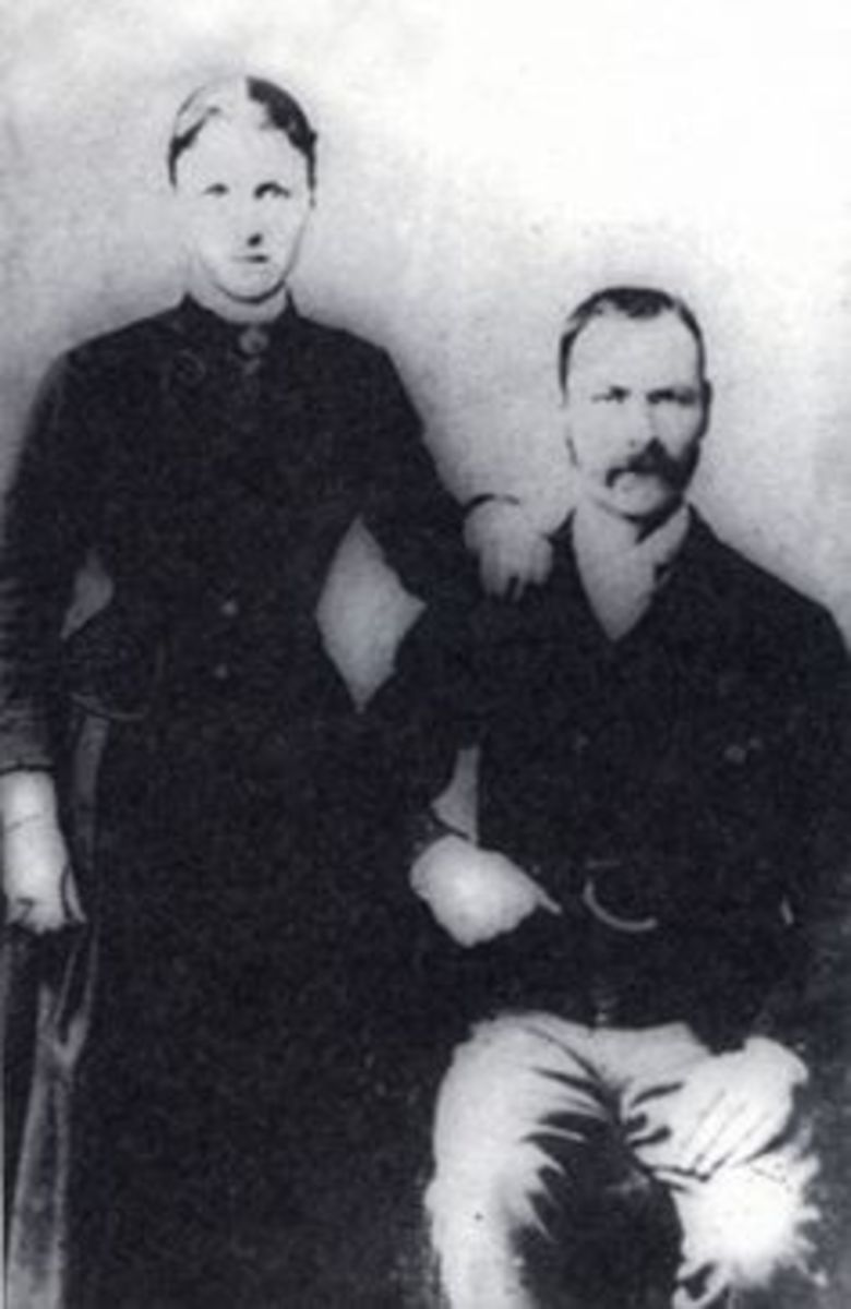 Bridget Cleary and her husband