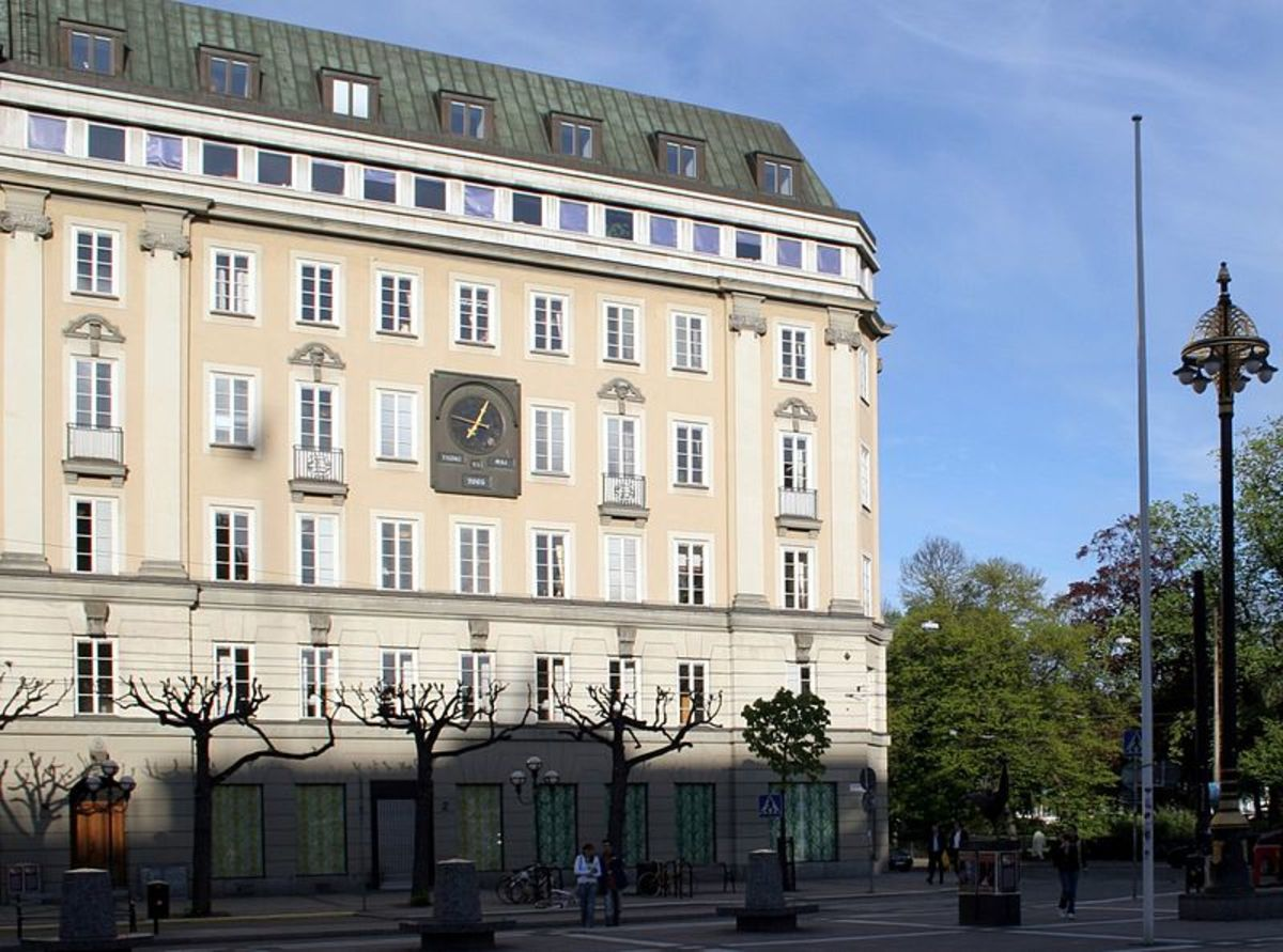 "The bank in Sweden where the term ""Stockholm Syndrome"" was born"