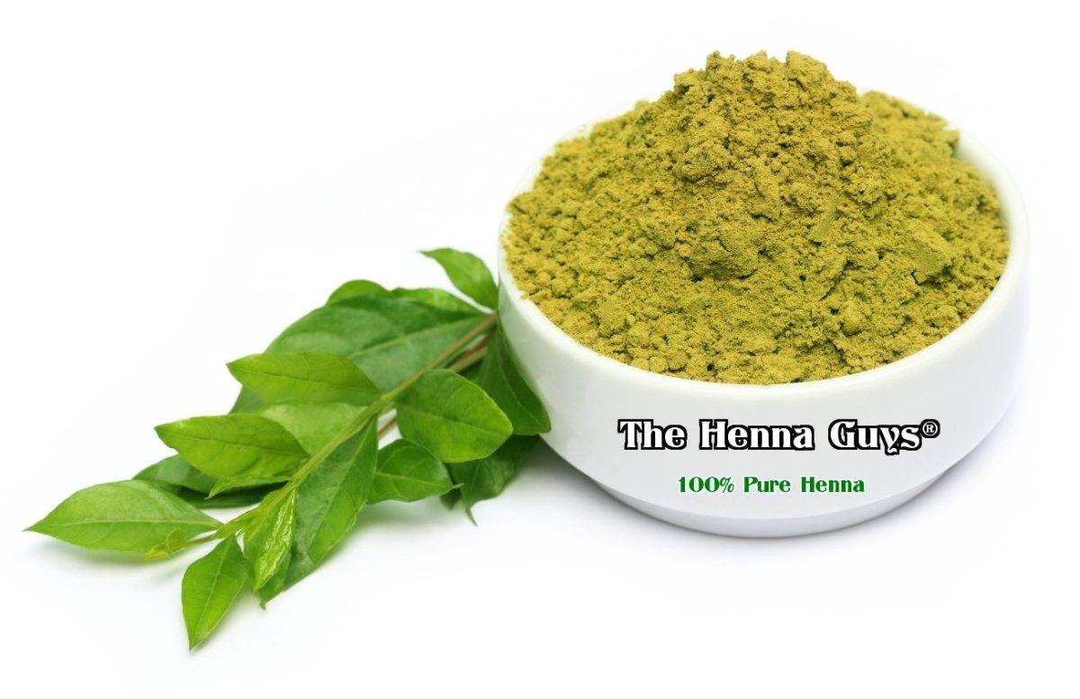 100% Pure Henna