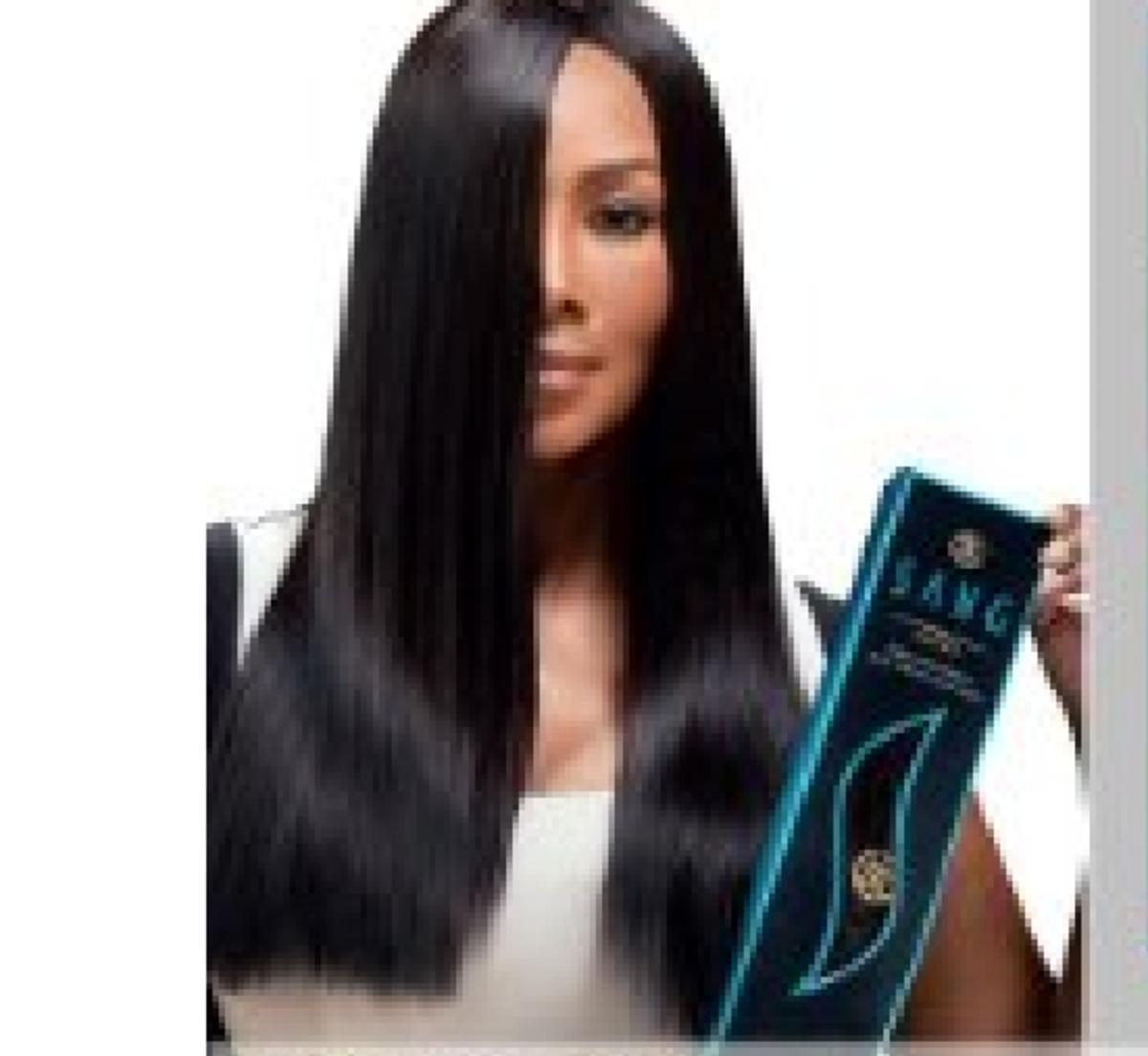 "Vivica A Fox SALTD24 Sang Smart Weaves Hair Extension, Natural, 24"""