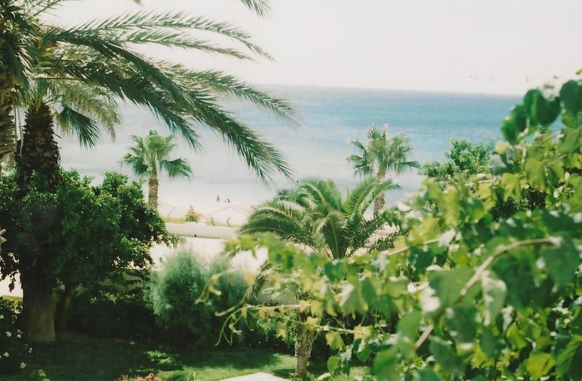 Front line beach properties are always in demand