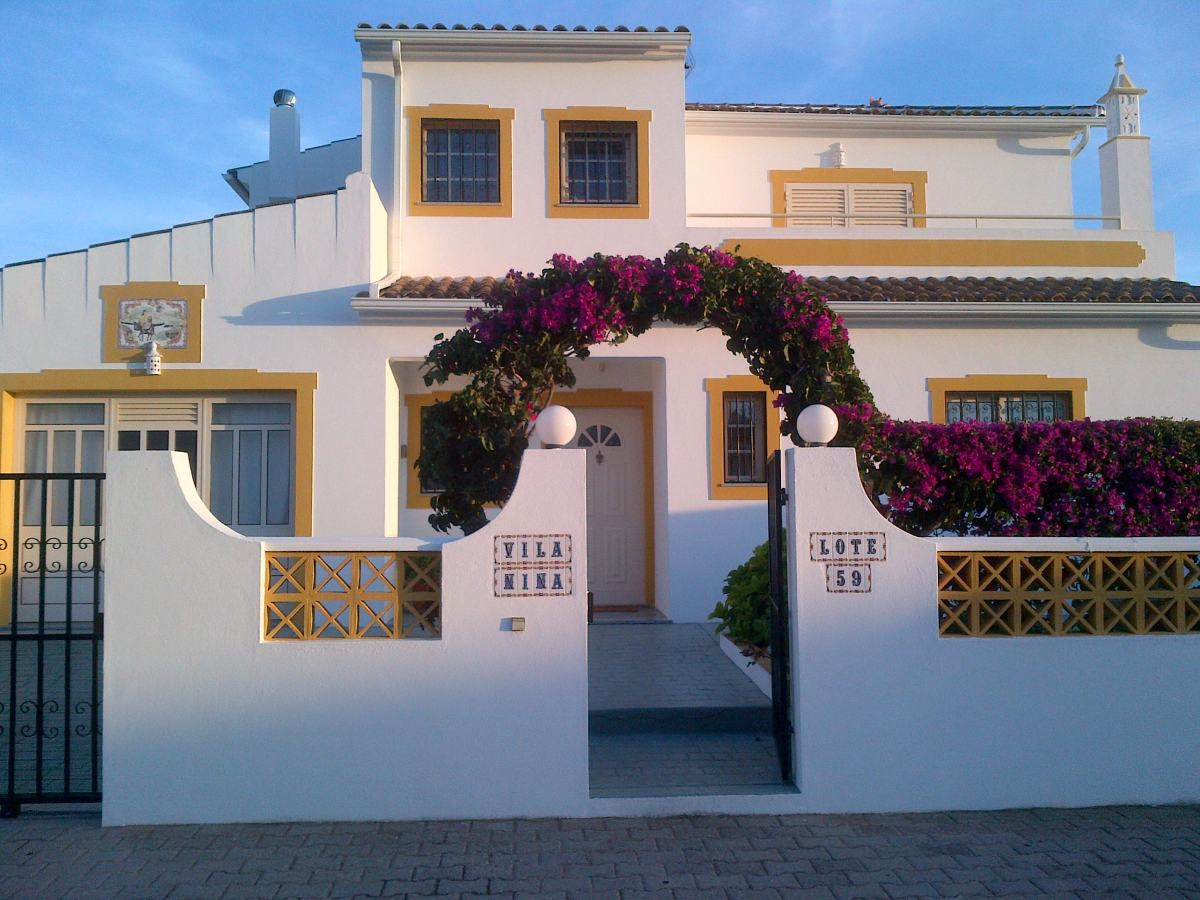 Villas like this are easy to let online