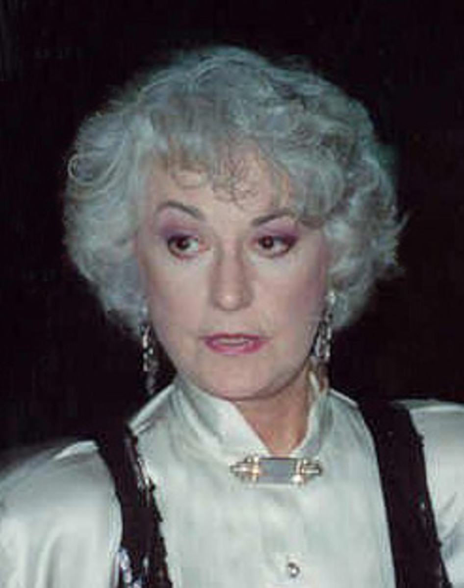 Really, I'm so sorry for that earlier Golden Girl thing.