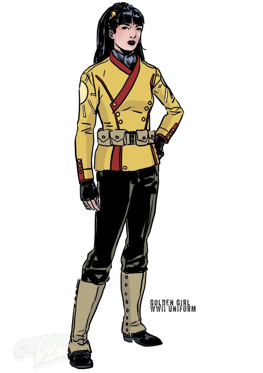 Golden Girl 2 (Gwen)