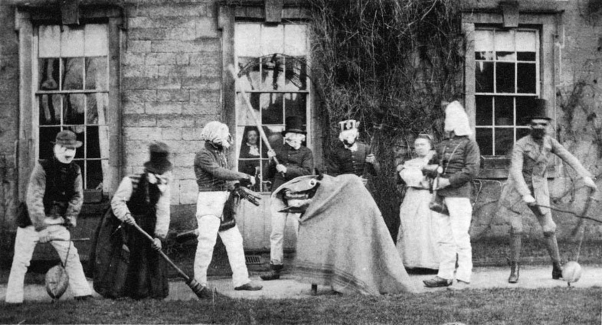A Brief History of Mummers and Guising