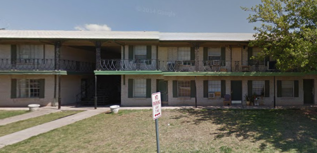 Chateau DeVille Apts - Sweet Brown's Residence - Site of the Fire