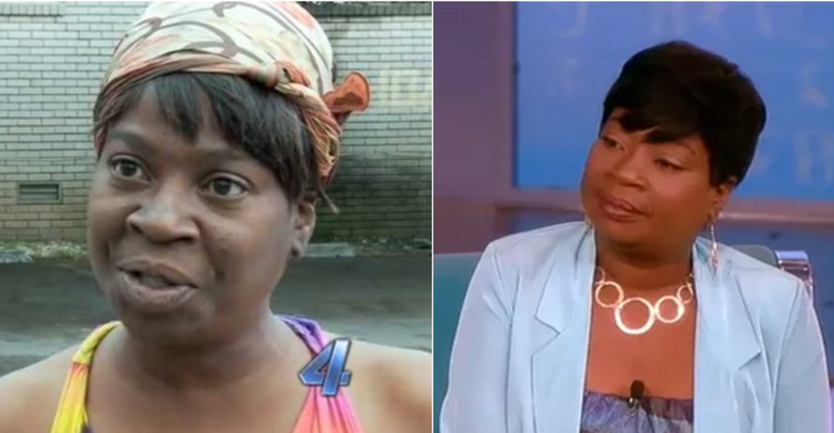 "Kimberly ""Sweet Brown"" Wilkins"