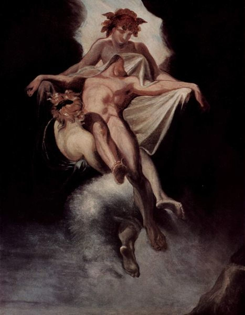Henry Fuseli (1741–1825) PD-art-100