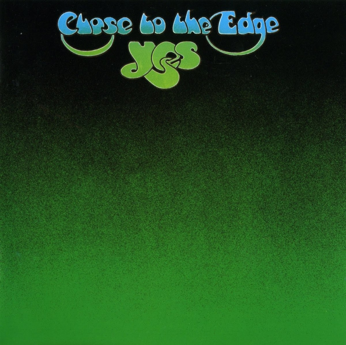 "Yes ""Close To The Edge"" Atlantic Records SD 7244 12"" LP Vinyl Record, US Pressing (1972) Album Cover Art & Design by Roger Dean"