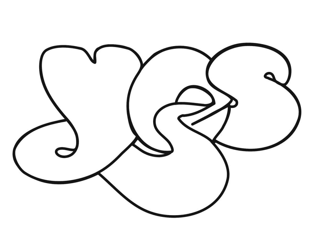Yes Logo Art by Roger Dean
