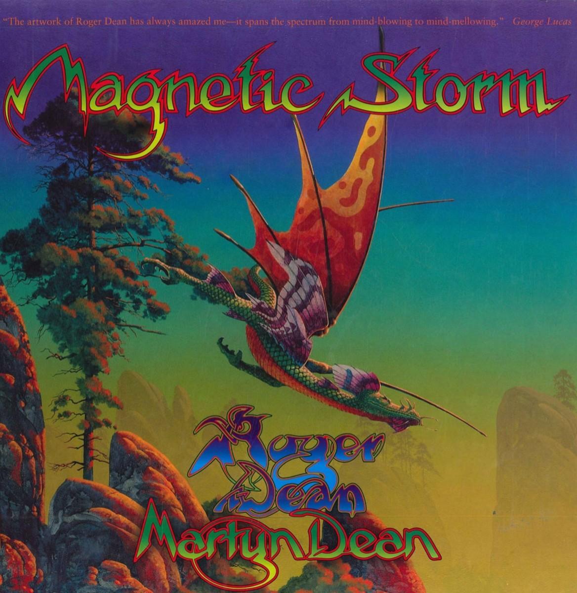 """Roger Deans' """"Magnetic Storm"""""""