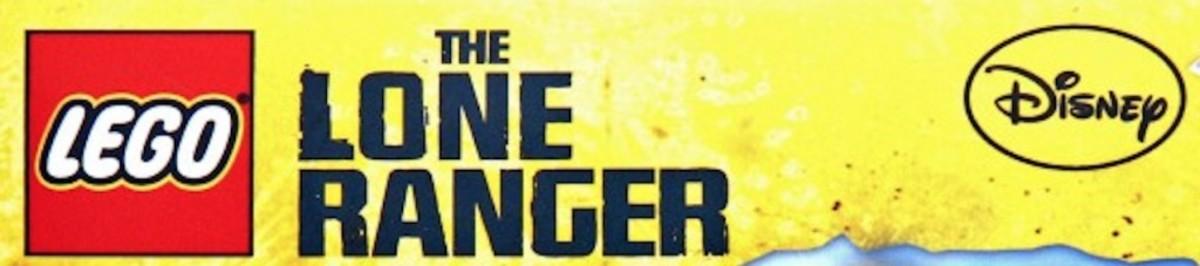 LEGO The Lone Ranger Logo