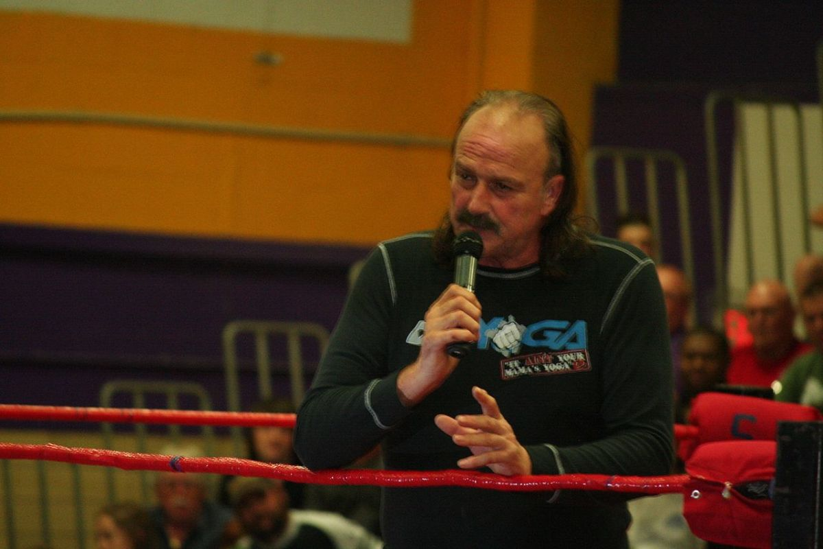"""The film shows Jake """"The Snake"""" Roberts at a dark period in his life though he has thankfully cleaned himself up these days and sits happily in WWE's Hall Of Fame."""