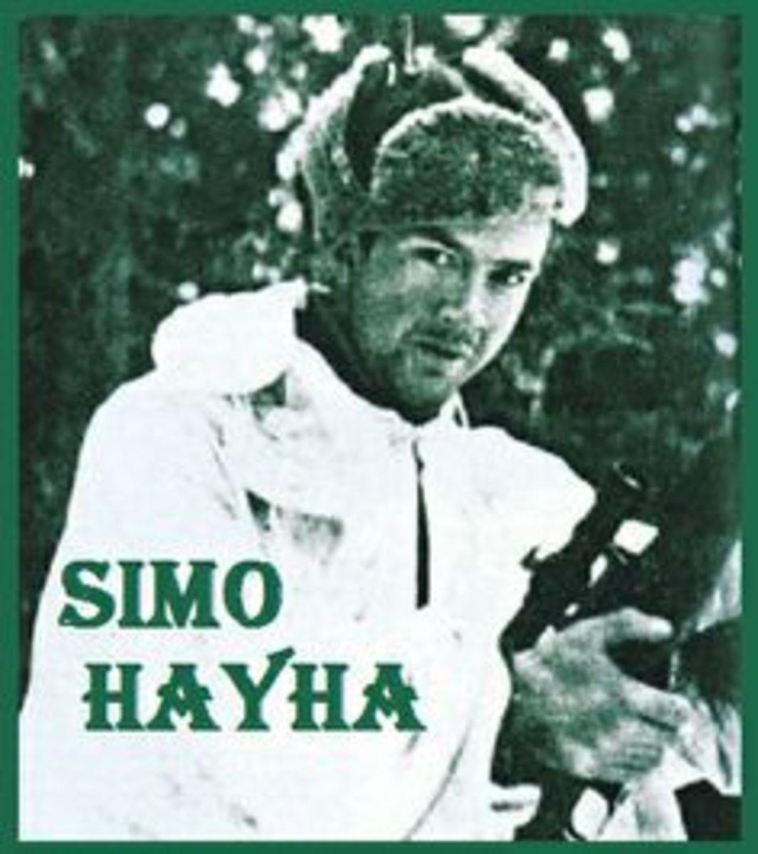 Simo Hayha