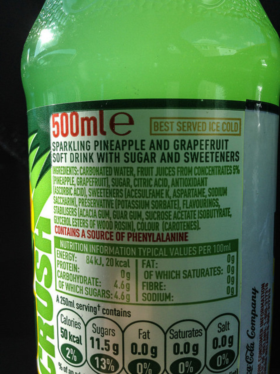 aspartame-is-e951-and-acesulfame-k-is-e950-both-artificial-sweeteners-are-said-to-be-harmful