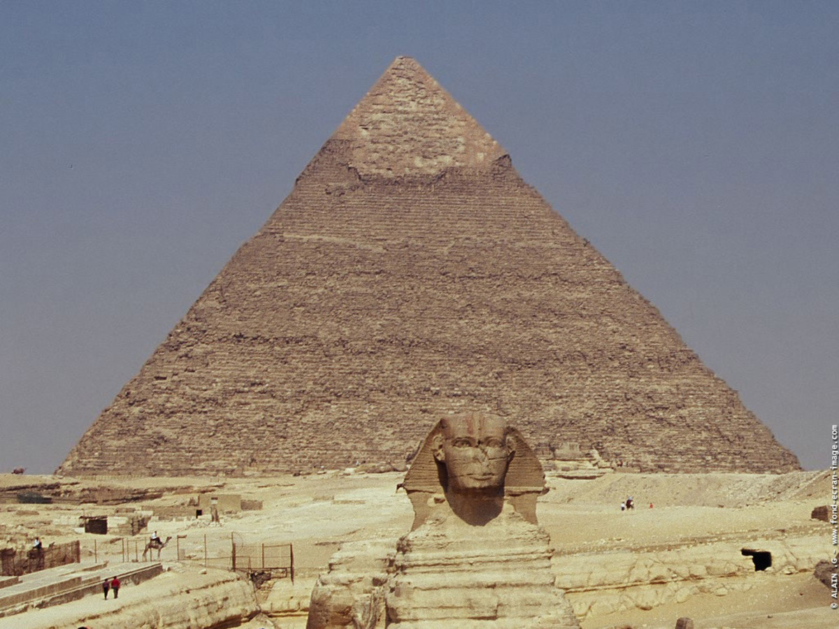Both the Sphinx and Gaza pyramids are far older than what our mainstream eduction system would have us accept as the truth.
