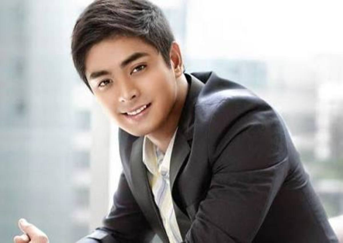 Filipino actor Coco Martin