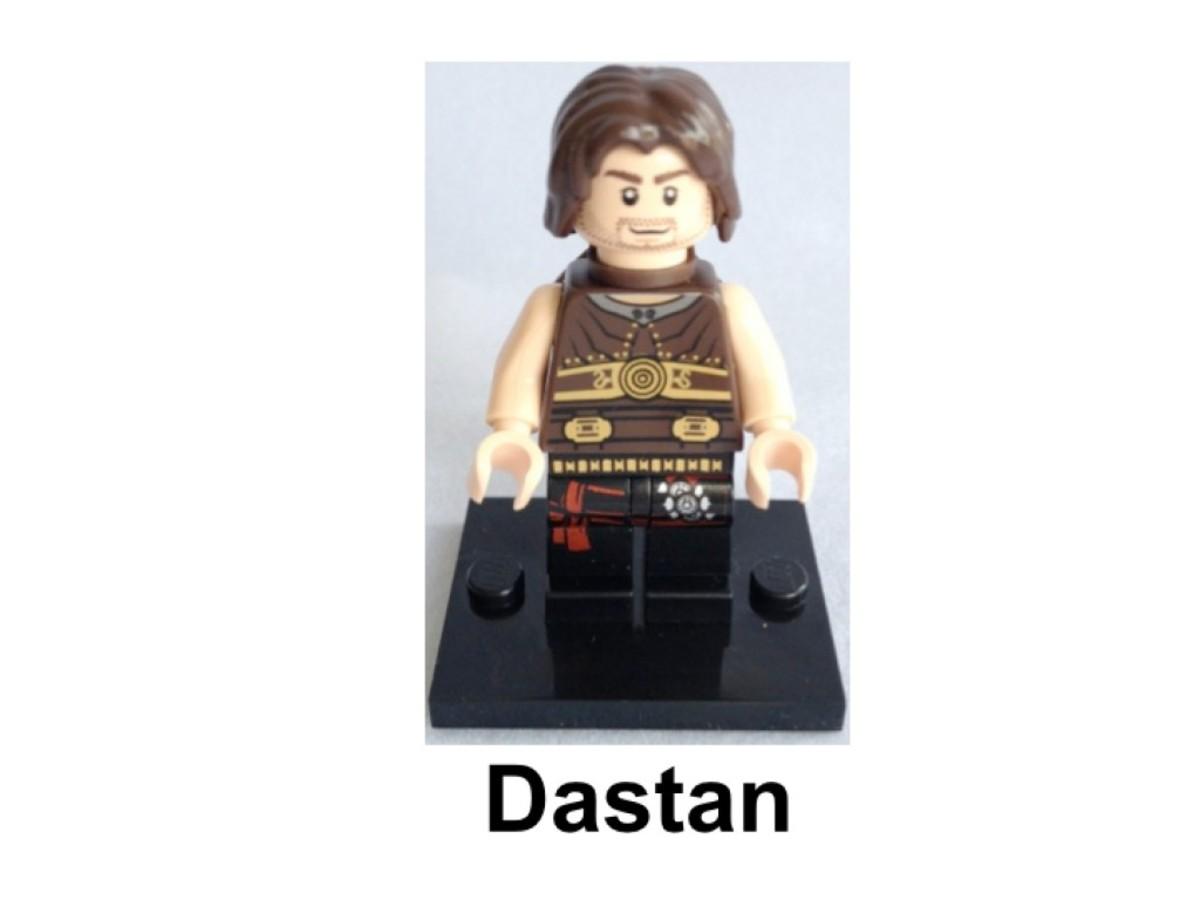 LEGO Prince of Persia Dagger Trap 20017 Minifigure