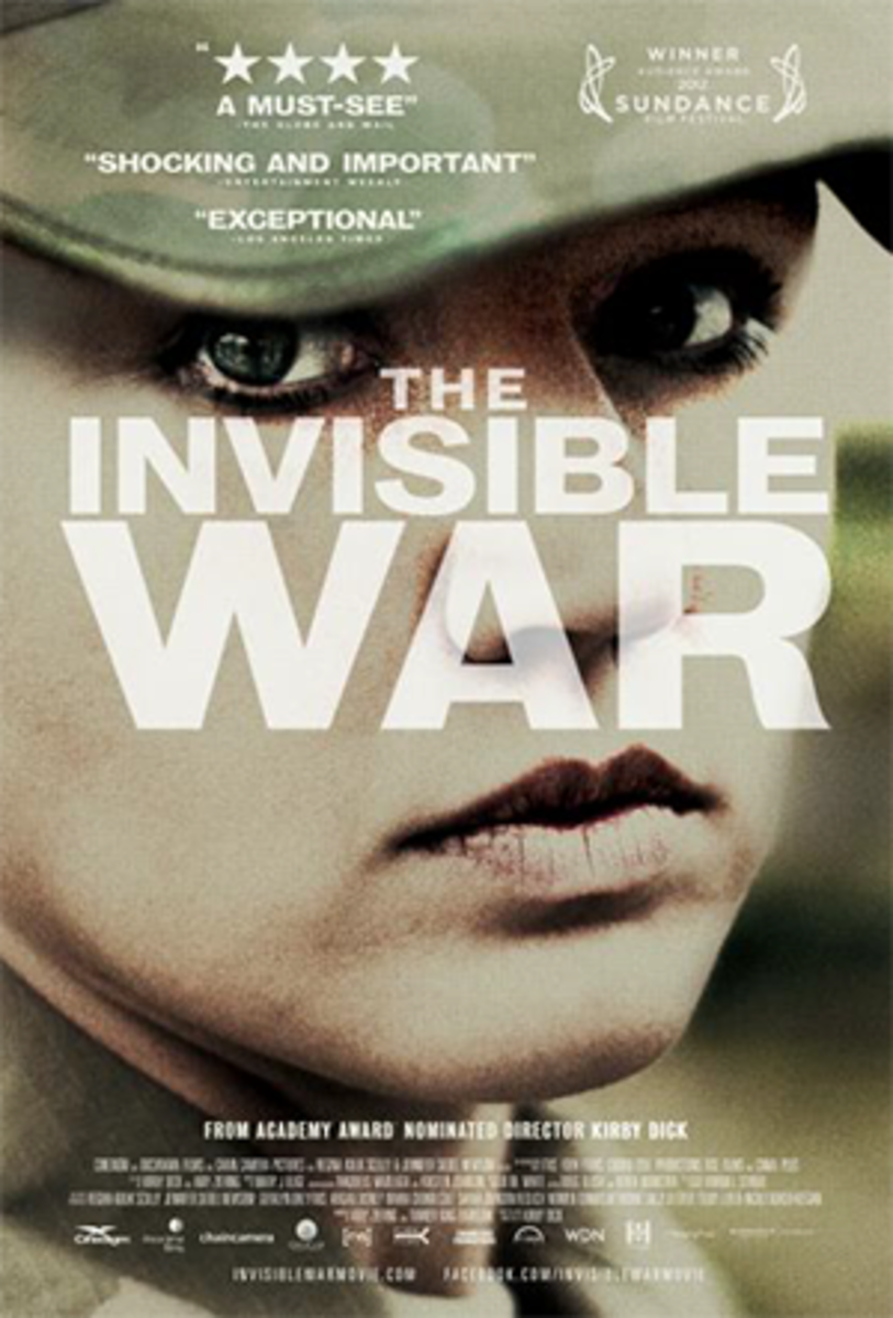 The Invisible War: Rape In The Military